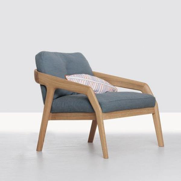 Kursi Sofa Single Cafe Modern