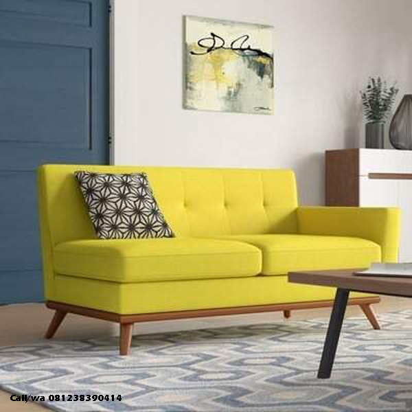 Bangku Sofa Tamu Minimalis Modern