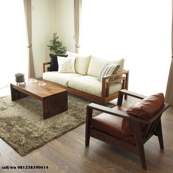 Kursi Tamu Sofa Minimalis Desain Elegant