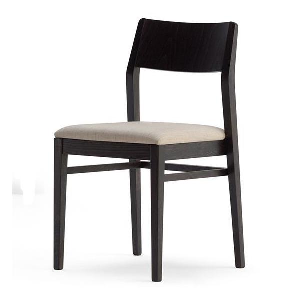 Kursi Cafe Black Simple Minimalis, indo kursi, indo jati, berkah jati , lemari pajangan jepara