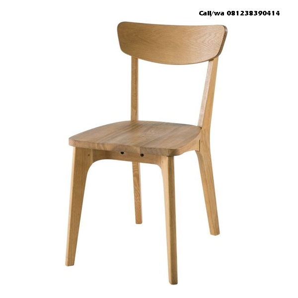 Kursi Cafe Kayu Jati Natural, indo jati, indo kursi, berkah jati, lemari pajangan jepara, kursi cafe